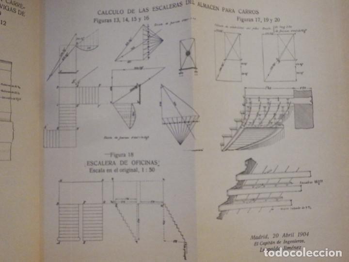 Libros antiguos: Estudios y Tanteos - Proyectos EDIFICIOS. PARTICULARES, PUBLICOS - Tomo IV - Eduardo Gallego Ramos - Foto 7 - 210968387
