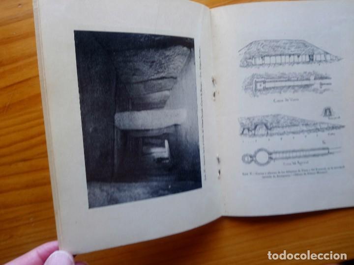 Libros antiguos: Arquitectura prehistórica cartillas de arquitectura española megalitico dolmen 1929 - Foto 3 - 211653590