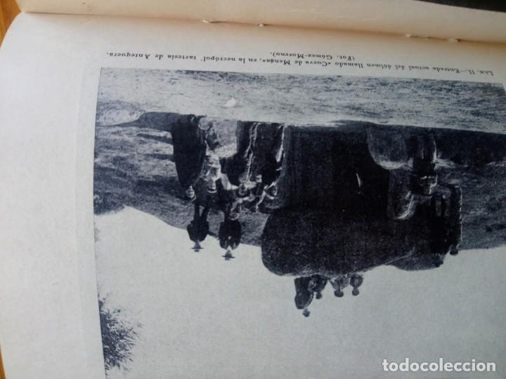 Libros antiguos: Arquitectura prehistórica cartillas de arquitectura española megalitico dolmen 1929 - Foto 4 - 211653590