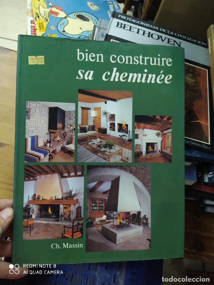 BIEN CONSTRUIRE SA CHEMINÉE, CH. MASSIN. EN FRANCÉS. ART-822 (Libros Antiguos, Raros y Curiosos - Bellas artes, ocio y coleccion - Arquitectura)