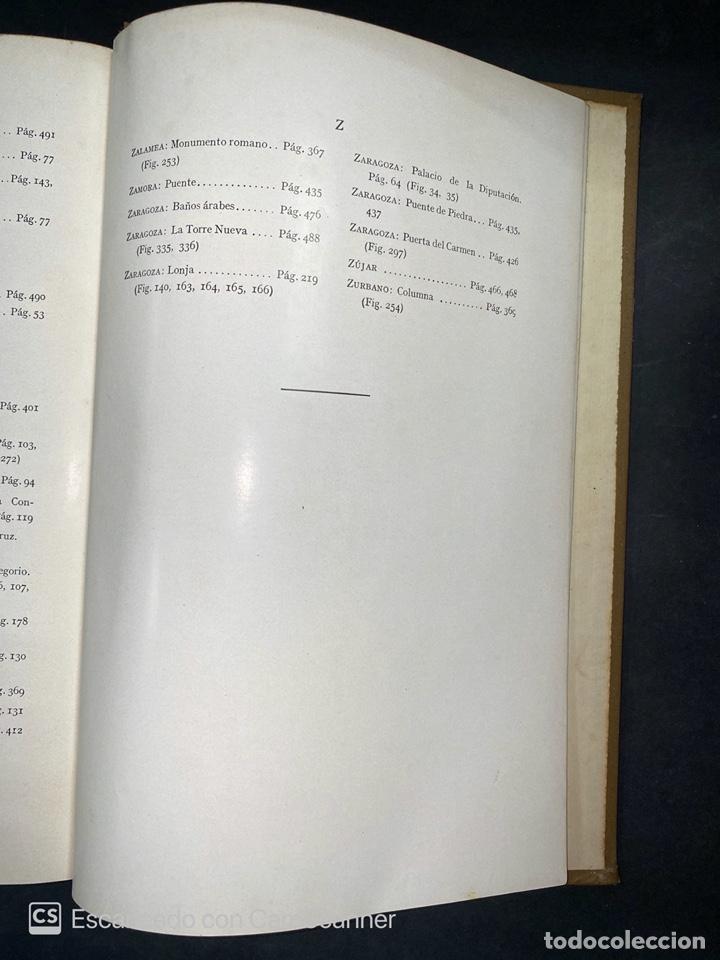 Libros antiguos: ARQUITECTURA CIVIL ESPAÑOLA.DE LOS SIGLOS I AL XVIII.TOMO II.VICENTE LAMPEREZ. MADRID, 1922. CALLEJA - Foto 12 - 212764208