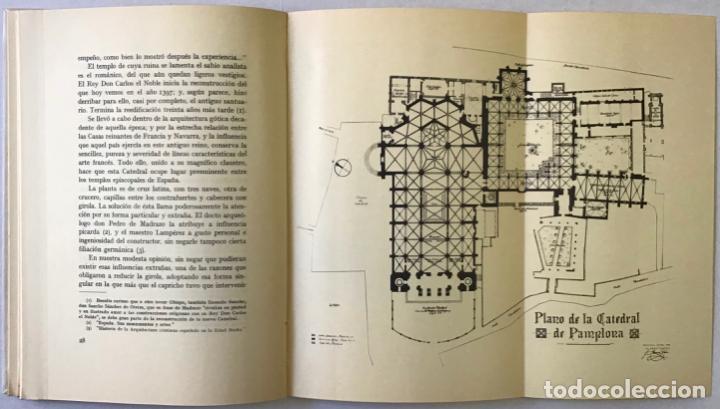 Libros antiguos: VENTURA RODRÍGUEZ Y SU OBRA EN NAVARRA. Discurso leído por... y contestación de Modesto López Otero. - Foto 5 - 123261602