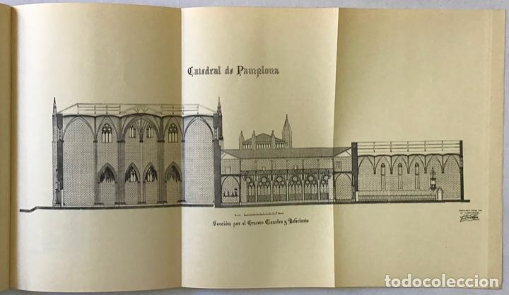 Libros antiguos: VENTURA RODRÍGUEZ Y SU OBRA EN NAVARRA. Discurso leído por... y contestación de Modesto López Otero. - Foto 6 - 123261602