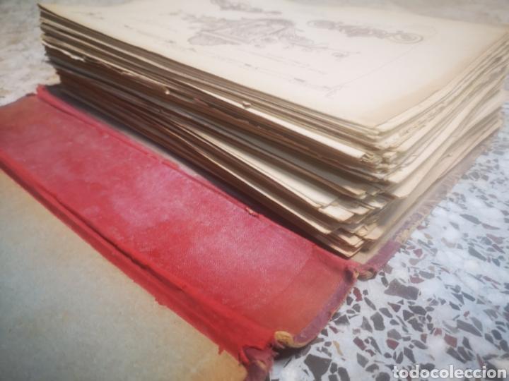 Libros antiguos: MATERIAUX ET DOCUMENTS D´ARCHITECTURE ET DE SCULTURE, MUY ILUSTRADO, MULTITUD DE TOMOS, s.XIX - Foto 4 - 215818641