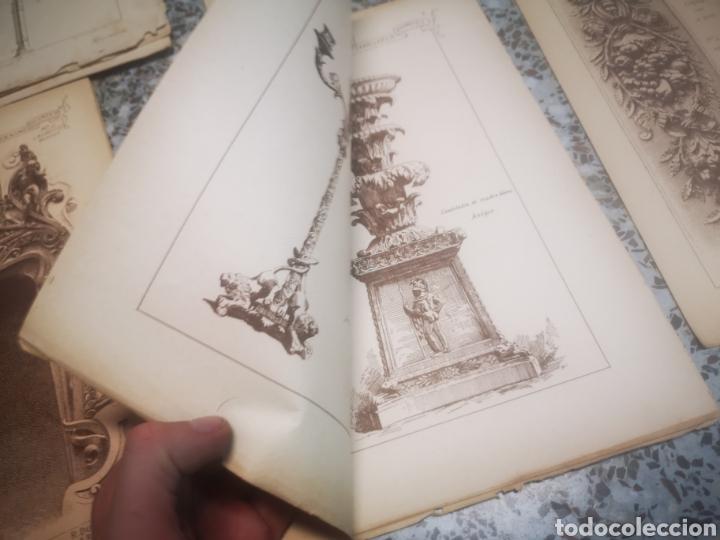 Libros antiguos: MATERIAUX ET DOCUMENTS D´ARCHITECTURE ET DE SCULTURE, MUY ILUSTRADO, MULTITUD DE TOMOS, s.XIX - Foto 5 - 215818641