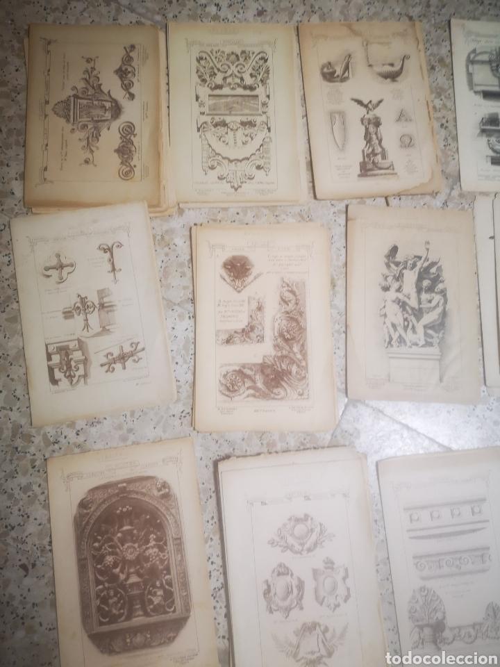 Libros antiguos: MATERIAUX ET DOCUMENTS D´ARCHITECTURE ET DE SCULTURE, MUY ILUSTRADO, MULTITUD DE TOMOS, s.XIX - Foto 9 - 215818641