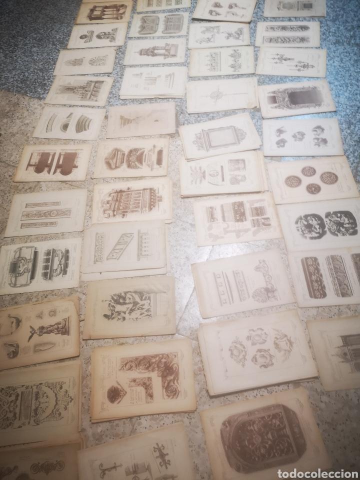 MATERIAUX ET DOCUMENTS D´ARCHITECTURE ET DE SCULTURE, MUY ILUSTRADO, MULTITUD DE TOMOS, S.XIX (Libros Antiguos, Raros y Curiosos - Bellas artes, ocio y coleccion - Arquitectura)