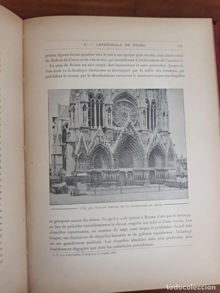 Libros antiguos: LES GRANDES CATHEDRALES DU MONDE CATHOLIQUE CLOQUET L. - Foto 6 - 215994246