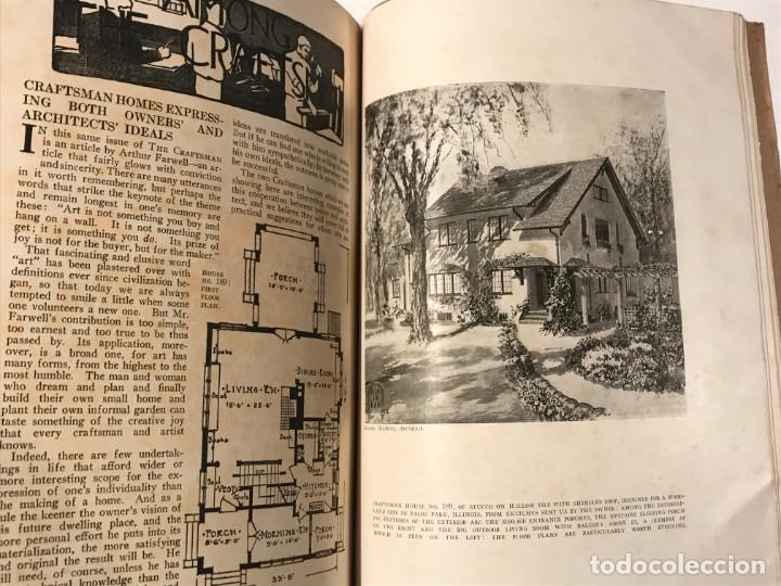 Libros antiguos: THE CRAFTSMAN VOL XXVI Nº 4 JULY 1914 . ARQUITECTURA Y DECORACION, EN INGLES - Foto 4 - 217461637