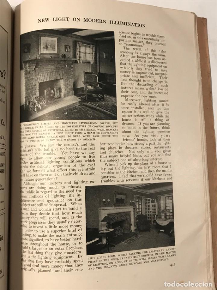 Libros antiguos: THE CRAFTSMAN VOL XXVI Nº 4 JULY 1914 . ARQUITECTURA Y DECORACION, EN INGLES - Foto 5 - 217461637