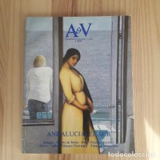 Libros antiguos: AV MONOGRAFIAS 4 ANDALUCÍA, EL SUR X-XII 1985 ARQUITECTURA DESCATALOGADA. Lote 219854081
