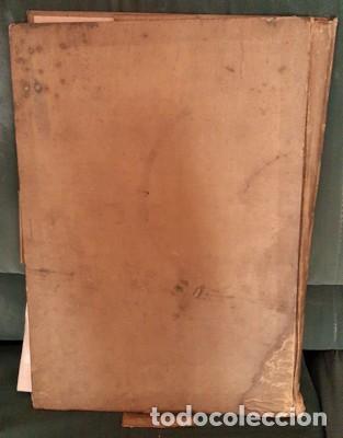 Libros antiguos: LIBRO-LÁMINAS ARQUITECTÓNICAS TOURS ET TOURELLES HISTORIQUES DE LA BELGIQUE, Mr JEAN BAES, 1880-1889 - Foto 7 - 220948371
