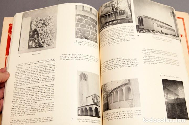 Libros antiguos: CHANTIERS Nord Africaines - 1932 - ARCHITECTURE, DECORATION, URBANISME, TRAVAUX PUBLICS - Foto 9 - 221436863