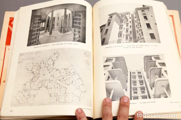 Libros antiguos: CHANTIERS Nord Africaines - 1932 - ARCHITECTURE, DECORATION, URBANISME, TRAVAUX PUBLICS - Foto 16 - 221436863