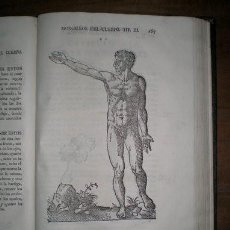 Libros antiguos: ARPHE Y VILLAFAÑE, JUAN DE: VARIA COMMENSURACION PARA LA ESCULTURA Y ARQUITECTURA. 1795. Lote 41460252