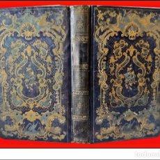 Libros antiguos: PRECIOSO LIBRO ILUSTRADO DE ARTE DEL SIGLO XIX. VER ENCUADERNACIÓN.. Lote 221498580