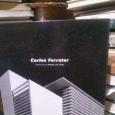 Libros antiguos: CARLOS FERRATER, MINISTERIO DE FOMENTO, ACTAR. Lote 221894335