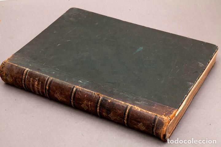 Libros antiguos: LUIS DOMENECH Y MONTANER : ARQUITECTURA MODERNA DE BARCELONA - 1900 - Foto 2 - 223491723