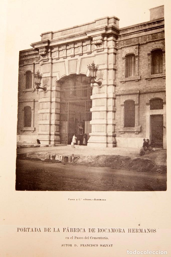 Libros antiguos: LUIS DOMENECH Y MONTANER : ARQUITECTURA MODERNA DE BARCELONA - 1900 - Foto 21 - 223491723