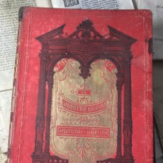 Libros antiguos: ARQUITECTURA. FRANCISCO NACENTE. EL CONSTRUCTOR MODERNO.. Lote 223961162