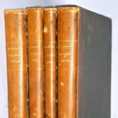 Libros antiguos: GRANDES VOÛTES. (5 TOMOS EN 4 VOLÚMENES). Lote 225691167