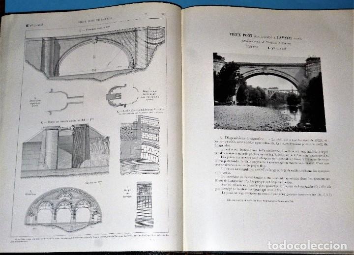 Libros antiguos: GRANDES VOÛTES. (5 TOMOS en 4 volúmenes) - Foto 4 - 225691167