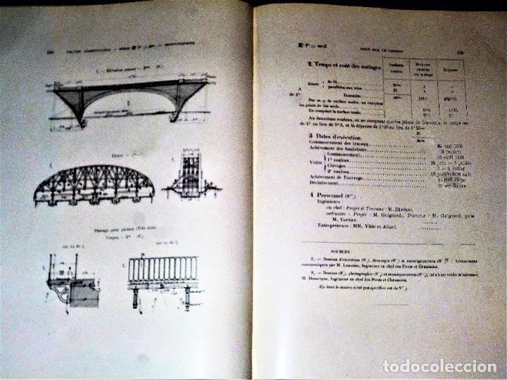 Libros antiguos: GRANDES VOÛTES. (5 TOMOS en 4 volúmenes) - Foto 6 - 225691167