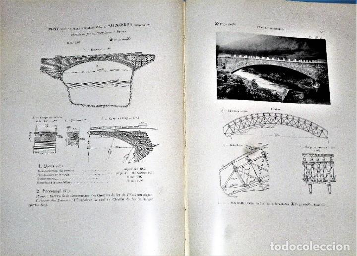 Libros antiguos: GRANDES VOÛTES. (5 TOMOS en 4 volúmenes) - Foto 8 - 225691167