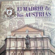 Libros antiguos: EL MADRID DE LOS AUSTRIAS - EDIMAT LIBROS, 2000 104PP NUEVO. Lote 226244200
