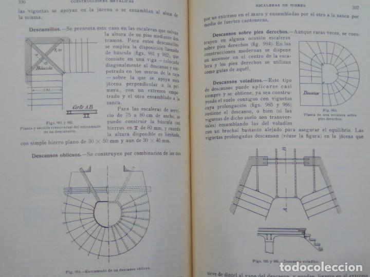 Libros antiguos: TRATADO PRÁCTICO DE EDIFICACIÓN / E. Barberot / 1927 - Foto 6 - 226791175