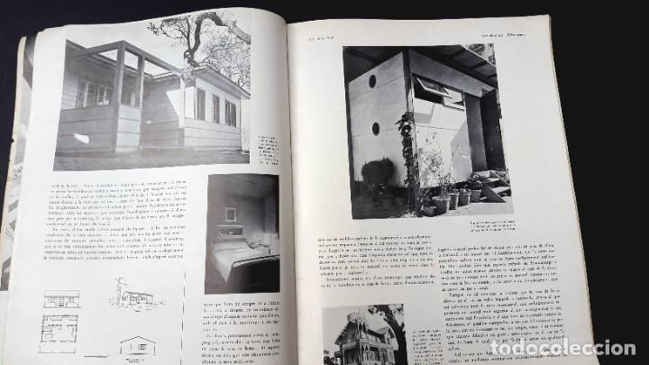 Libros antiguos: ARQUITECTURA I URBANISME - Nº 2 - CASETA GATCPAC - 1934 - Foto 4 - 226885170
