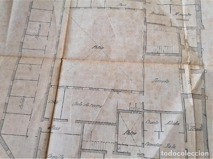 Libros antiguos: ARQUITECTURA,PLANOS,1882,POR JOAN MARTORELL MONTELLS,MAESTRO DE ANTONI GAUDI Y ANTONI ROVIRA TRIAS - Foto 26 - 226967722