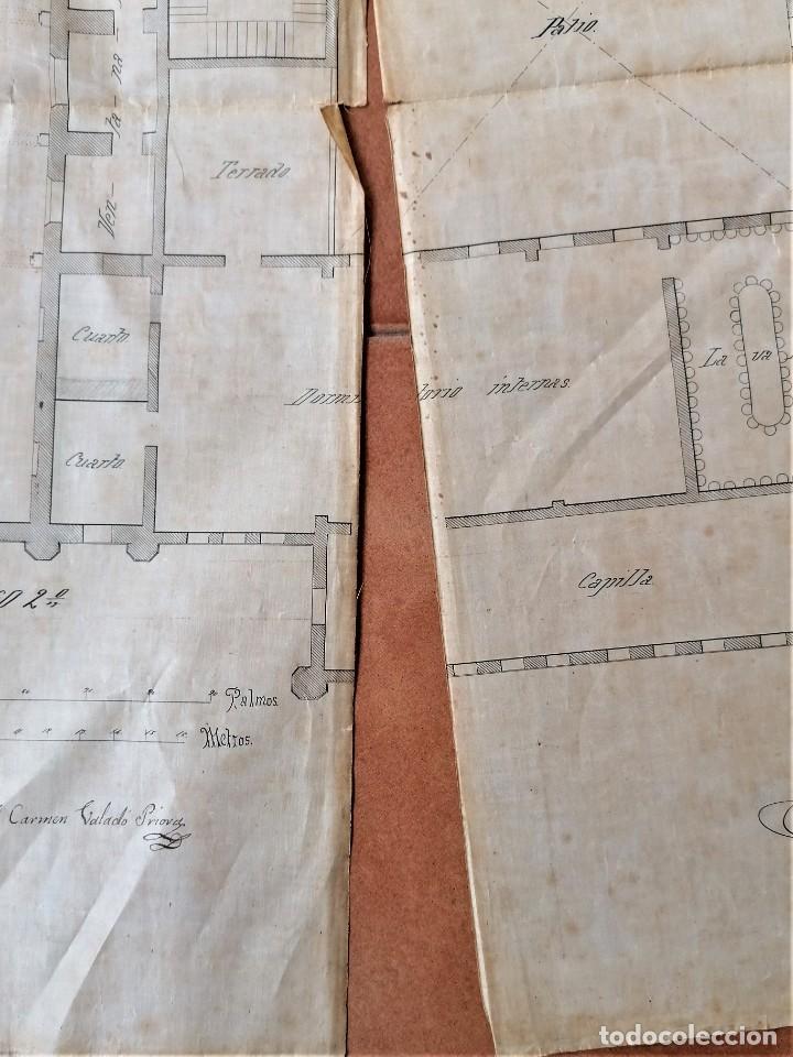 Libros antiguos: ARQUITECTURA,PLANOS,1882,POR JOAN MARTORELL MONTELLS,MAESTRO DE ANTONI GAUDI Y ANTONI ROVIRA TRIAS - Foto 27 - 226967722
