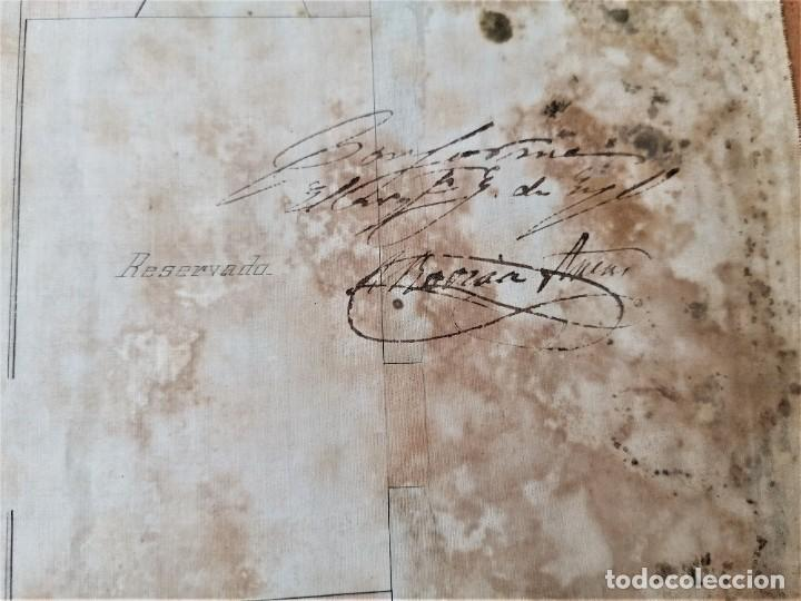 Libros antiguos: ARQUITECTURA,PLANOS,1877,ANTONI ROVIRA TRIAS Y CAMILO OLIVERAS,COLABORADOR ANTONI GAUDI,MODERNISTA - Foto 6 - 226977470