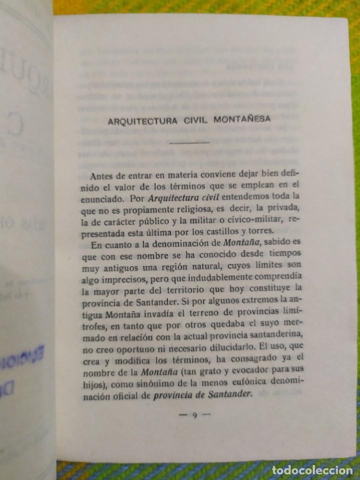 Libros antiguos: 1927. Arquitectura civil. Elías Ortiz de la Torre. - Foto 3 - 228510565
