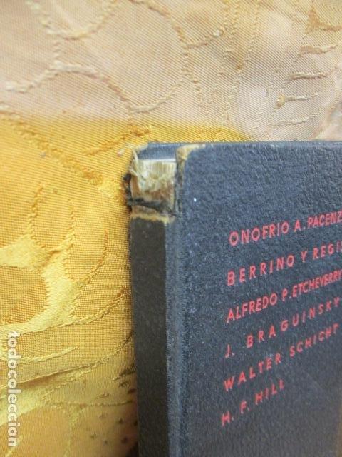 Libros antiguos: PROYECTOS DE CASAS DE RENTA / I. ARESTI ED. 1935 / CASAS ECONÓMICAS - EDIFICIOS PUBLICOS - FIRMA EDI - Foto 7 - 228993940