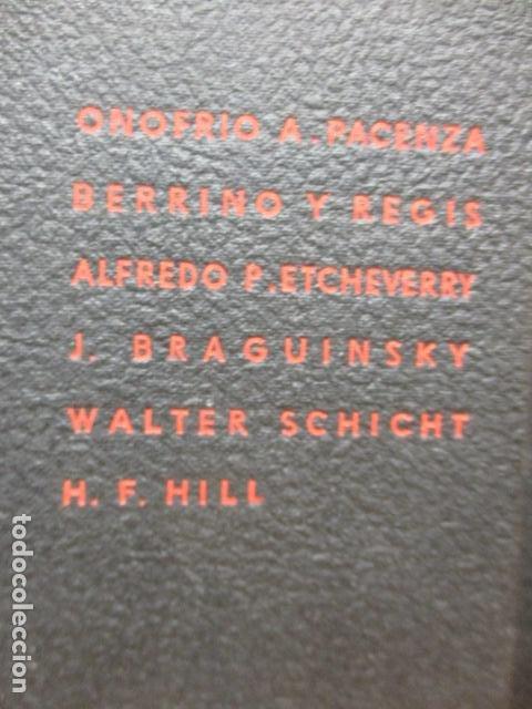 Libros antiguos: PROYECTOS DE CASAS DE RENTA / I. ARESTI ED. 1935 / CASAS ECONÓMICAS - EDIFICIOS PUBLICOS - FIRMA EDI - Foto 8 - 228993940
