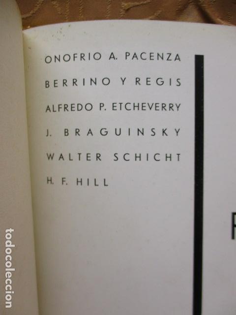 Libros antiguos: PROYECTOS DE CASAS DE RENTA / I. ARESTI ED. 1935 / CASAS ECONÓMICAS - EDIFICIOS PUBLICOS - FIRMA EDI - Foto 15 - 228993940