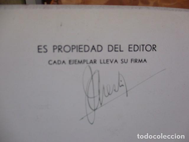 Libros antiguos: PROYECTOS DE CASAS DE RENTA / I. ARESTI ED. 1935 / CASAS ECONÓMICAS - EDIFICIOS PUBLICOS - FIRMA EDI - Foto 16 - 228993940
