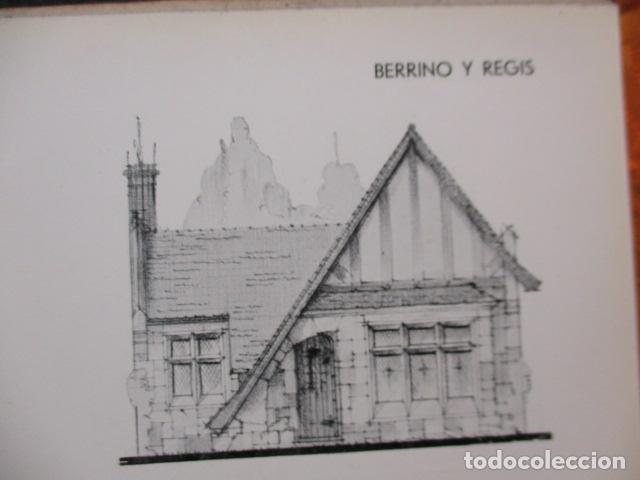 Libros antiguos: PROYECTOS DE CASAS DE RENTA / I. ARESTI ED. 1935 / CASAS ECONÓMICAS - EDIFICIOS PUBLICOS - FIRMA EDI - Foto 24 - 228993940