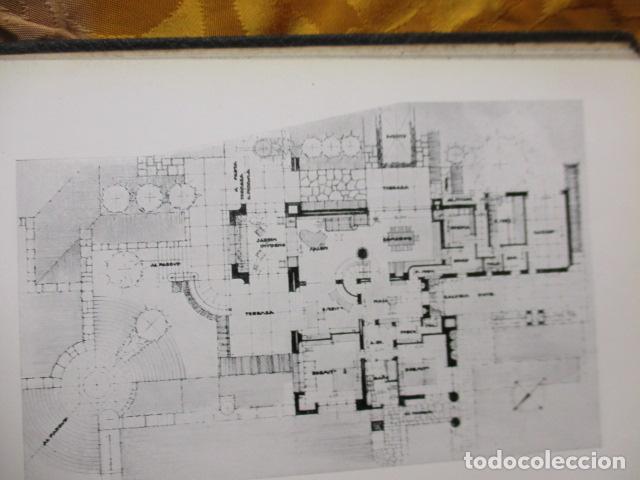Libros antiguos: PROYECTOS DE CASAS DE RENTA / I. ARESTI ED. 1935 / CASAS ECONÓMICAS - EDIFICIOS PUBLICOS - FIRMA EDI - Foto 26 - 228993940