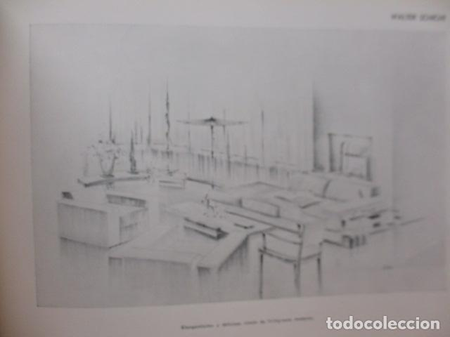 Libros antiguos: PROYECTOS DE CASAS DE RENTA / I. ARESTI ED. 1935 / CASAS ECONÓMICAS - EDIFICIOS PUBLICOS - FIRMA EDI - Foto 28 - 228993940