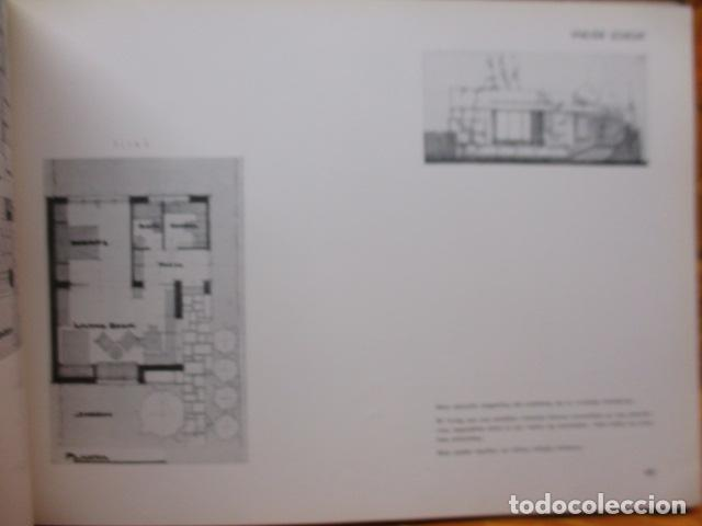 Libros antiguos: PROYECTOS DE CASAS DE RENTA / I. ARESTI ED. 1935 / CASAS ECONÓMICAS - EDIFICIOS PUBLICOS - FIRMA EDI - Foto 29 - 228993940