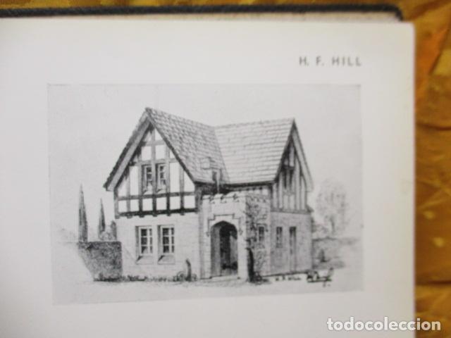 Libros antiguos: PROYECTOS DE CASAS DE RENTA / I. ARESTI ED. 1935 / CASAS ECONÓMICAS - EDIFICIOS PUBLICOS - FIRMA EDI - Foto 34 - 228993940