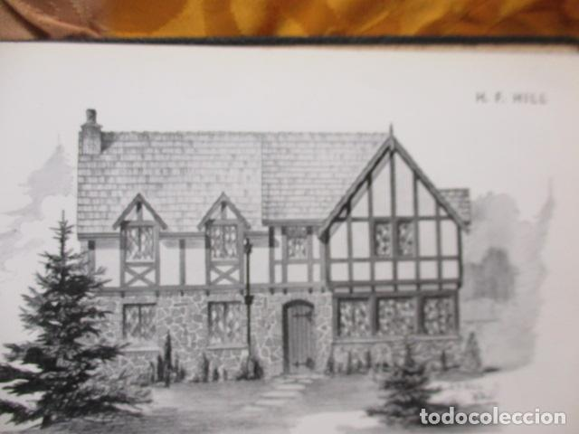Libros antiguos: PROYECTOS DE CASAS DE RENTA / I. ARESTI ED. 1935 / CASAS ECONÓMICAS - EDIFICIOS PUBLICOS - FIRMA EDI - Foto 35 - 228993940