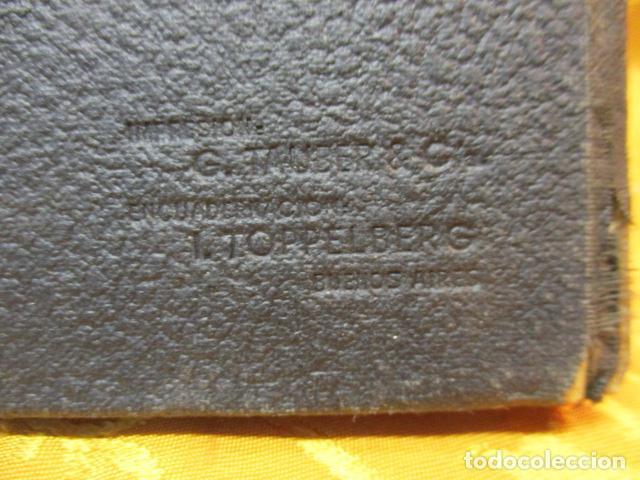 Libros antiguos: PROYECTOS DE CASAS DE RENTA / I. ARESTI ED. 1935 / CASAS ECONÓMICAS - EDIFICIOS PUBLICOS - FIRMA EDI - Foto 41 - 228993940