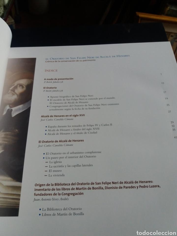 Libros antiguos: precioso libro alcala de henares madrid oratorio san felipe neri 2008 lujo estuche agotado nuevo - Foto 2 - 229703670