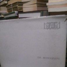 Libri antichi: UIA MONOGRAPH, MADRID ISLAMIC CULTURAL CENTRE COMPETITION. Lote 232294000