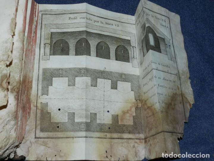 Libros antiguos: (M3.6) JUAN MULLER - TRATADO DE FORTIFICACION O ARTE DE CONSTRUIR LOS EDIFICIOS MILITARES Y CIVILES - Foto 4 - 233112685