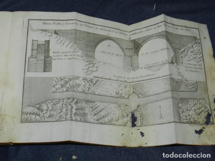 Libros antiguos: (M3.6) JUAN MULLER - TRATADO DE FORTIFICACION O ARTE DE CONSTRUIR LOS EDIFICIOS MILITARES Y CIVILES - Foto 10 - 233112685